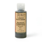 Natural Pigments Luberon Burnt Umber 2 fl oz - Color: Brown