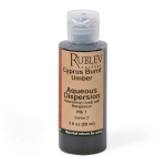 Rublev Colours Cyprus Burnt Umber 2 fl oz - Color: Brown