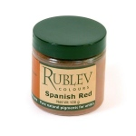 Natural Pigments Spanish Red 100 g - Color: Red