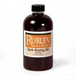 Natural Pigments Dark Drying Oil (Black Oil) 8 fl oz