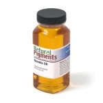 Natural Pigments Epoxide Oil 16 fl oz - Natural Source: Linseed, Linum usitatissimum