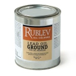 Natural Pigments Lead Oil Ground (gallon)