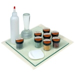 Natural Pigments Casein Paint Making Kit