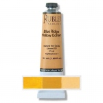 Rublev Colours Blue Ridge Yellow Ocher 50 ml - Color: Yellow