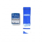 Rublev Colours Ultramarine Blue (Full Pan) - Color: Blue