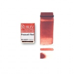Natural Pigments Pozzuoli Red (Full Pan) - Color: Red