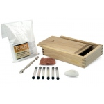 Natural Pigments Silverpoint Drawing Gift Set