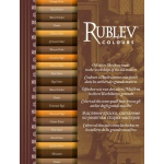 Natural Pigments Rublev Colours Artists Oil Color Chart