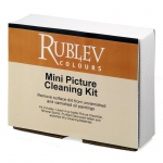 Natural Pigments Mini Picture Cleaning Kit