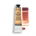 Rublev Colours Red Sartorius Earth 15ml - Color: Red