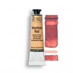 Rublev Colours Ercolano Red 15ml - Color: Red
