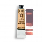 Rublev Colours Indian Red 15ml - Color: Red