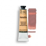 Rublev Colours Hematite 15ml - Color: Red