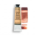 Rublev Colours French Burnt Sienna 15ml - Color: Reddish Brown