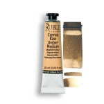 Rublev Colours Cyprus Natural Pigments Cyprus Raw Umber Medium 15ml