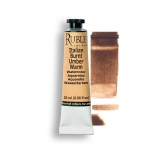 Rublev Colours Italian Burnt Umber Warm 15ml - Color: Brown