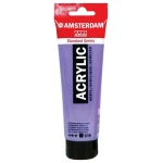 Royal Talens Amsterdam® All Acrylic Standard Series 120ml Ultramarine Violet Light: Purple, Tube, 120 ml, Acrylic, (model 17095192), price per tube