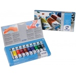 Royal Talens van Gogh® Watercolor 10-Color Set: Multi, Tube, 10 ml, Watercolor