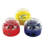 Kum® Dome Sharpener Display: Two, Plastic, Manual, (model 208PD), price per pack