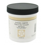 Daniel Smith Watercolor Ground 16oz Buff Titanium: Brown, Jar, 16 oz, Watercolor, (model 284055003), price per each