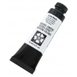 Daniel Smith Extra Fine™ Watercolor 15ml Lamp Black: Black/Gray, Tube, 15 ml, Watercolor