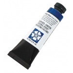 Daniel Smith Extra Fine™ Watercolor 15ml Phthalo Blue GS: Blue, Tube, 15 ml, Watercolor, (model 284600077), price per tube