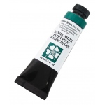 Daniel Smith Extra Fine™ Watercolor 15ml Phthalo Green BS: Green, Tube, 15 ml, Watercolor, (model 284600078), price per tube