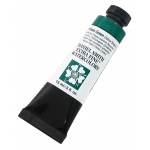 Daniel Smith Extra Fine™ Watercolor 15ml Phthalo Green YS: Green, Tube, 15 ml, Watercolor, (model 284600079), price per tube