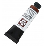 Daniel Smith Extra Fine™ Watercolor 15ml Transparent Brown Oxide: Brown, Tube, 15 ml, Watercolor, (model 284600129), price per tube