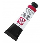 Daniel Smith Extra Fine™ Watercolor 15ml Quinacridone Fuchsia: Red/Pink, Tube, 15 ml, Watercolor