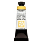 Daniel Smith Extra Fine™ Watercolor 15ml Cadmium Yellow Medium Hue: Yellow, Tube, 15 ml, Watercolor, (model 284600184), price per tube
