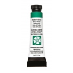 Daniel Smith Extra Fine™ Watercolor 5ml Hooker's Green: Green, Tube, 5 ml, Watercolor, (model 284610042), price per tube