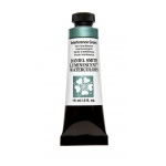 Daniel Smith Extra Fine™ Watercolor 15ml Interference Green: Green, Tube, 15 ml, Watercolor, (model 284640004), price per tube