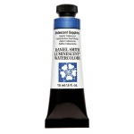 Daniel Smith Extra Fine™ Watercolor 15ml Iridescent Sapphire: Metallic, Tube, 15 ml, Watercolor, (model 284640033), price per tube