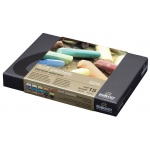 Royal Talens Rembrandt® Artists' Pastel 15-Color Half-Stick Set: Multi, Stick, 15 Sticks, (model 31823108), price per each