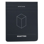 "Hand Book Journal Co.™ Quattro™ Blank Journal 4.5"" x 5.5"": 60 Sheets, 4 1/2"" x 5 1/2"", 24 lb, (model 35511), price per 60 Sheets pad"