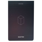 "Hand Book Journal Co.™ Quattro™ Blank Journal 5.5"" x 8.5"": 60 Sheets, 5 1/2"" x 8 1/2"", 24 lb, (model 35513), price per 60 Sheets pad"