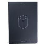 "Hand Book Journal Co.™ Quattro™ Blank Journal 8.5"" x 12"": 60 Sheets, 8 1/2"" x 12"", 24 lb, (model 35514), price per 60 Sheets pad"