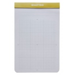 "Hand Book Journal Co.™ Quattro™ Grid Journal 5.5"" x 3.5"": Gridded, 80 Sheets, 3 1/2"" x 5 1/2"", 24 lb, (model 35530), price per 80 Sheets pad"