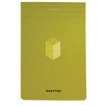 "Hand Book Journal Co.™ Quattro™ Grid Journal 5.5"" x 8.5"": Gridded, 80 Sheets, 5 1/2"" x 8 1/2"", 24 lb"