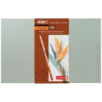 Bruynzeel® Design® Colored Pencil 48-Set: Multi, 3.8mm, Drawing, (model 8805H48), price per set