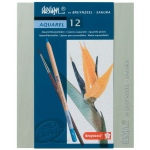 Bruynzeel Design Aquarel Watercolor Pencil 12-Set