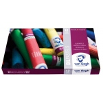 Royal Talens van Gogh® Oil Pastel 12-Color Set: Multi, Stick, 12 Sticks, Oil, (model 95860012), price per set
