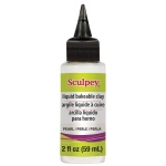 Liquid Sculpey® Pearl Medium: Metallic, Bar, Polymer, 2 oz, Oven Bake, (model ALSPL02), price per each