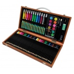 Royal & Langnickel® Art Adventure™ 89-Piece Art Set: 89 Piece, Children's Art Kit