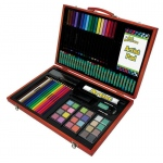 Royal & Langnickel® Art Adventure™ 106-Piece Art Set: 106 Piece, Children's Art Kit
