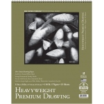 "Bee Paper® Heavyweight Premium Drawing Pad 11"" x 14"": Wire Bound, Pad, 25 Sheets, 11"" x 14"", Drawing, 110 lb, (model B810S25-1114), price per 25 Sheets pad"