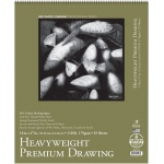 "Bee Paper® Heavyweight Premium Drawing Pad 14"" x 17"": Wire Bound, Pad, 25 Sheets, 14"" x 17"", Drawing, 110 lb"