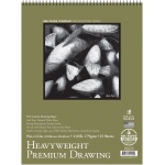 "Bee Paper® Heavyweight Premium Drawing Pad 9"" x 12"": Wire Bound, Pad, 25 Sheets, 9"" x 12"", Drawing, 110 lb"