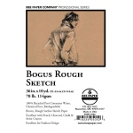 "Bee Paper® Bogus Recycled Rough Sketch Roll 36"" x 10yd: Brown, Roll, 36"" x 10 yd, Sketching, 70 lb, (model B892R-1036), price per roll"